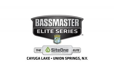 SiteOne Bassmaster Elite #8 at Cayuga Lake