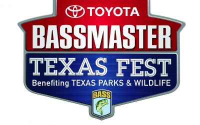 Toyota Bassmaster Texas Fest benefiting Texas Parks & Wildlife